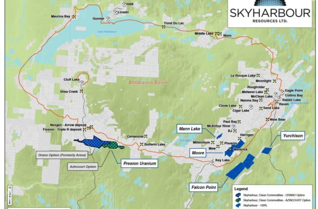 Skyharbour properties